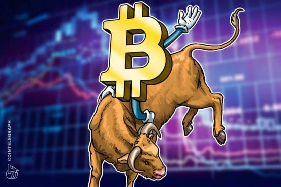 Bitcoin 'Big Breakout' Fractal Suggests BTC Price May Hit $ 250,000 - $ 350,000 By 2021