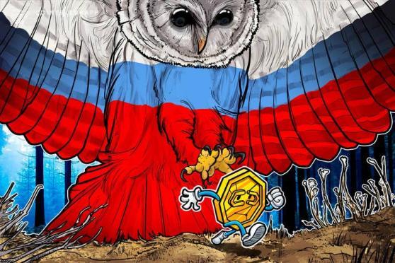 El Banco de Rusia quiere bloquear la actividad cripto