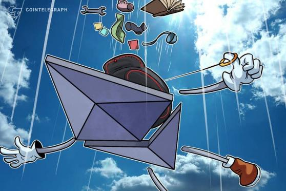 Is Ethereum forming a double top?  ETH price loses 12.5% amid fears of potential drag from Evergrande