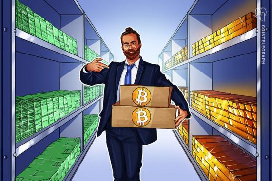 La diversificación en Bitcoin es un