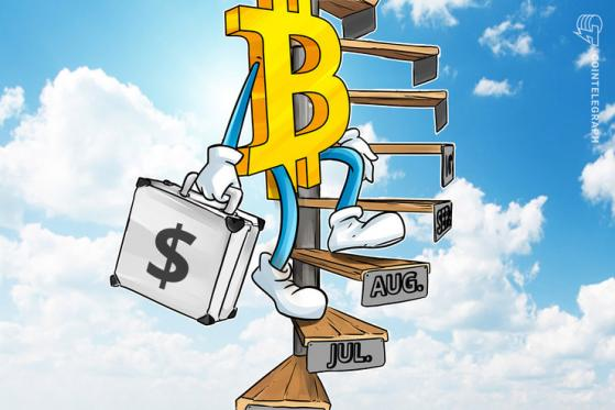 Según PlanB, el precio de Bitcoin puede alcanzar los USD 450,000 en 2021 y los USD 135,000 en el