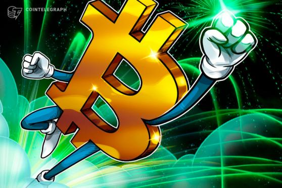 Bitcoin registra una rara racha de 10 días de ganancias luego de que su precio alcanzara el techo de los USD 42,000