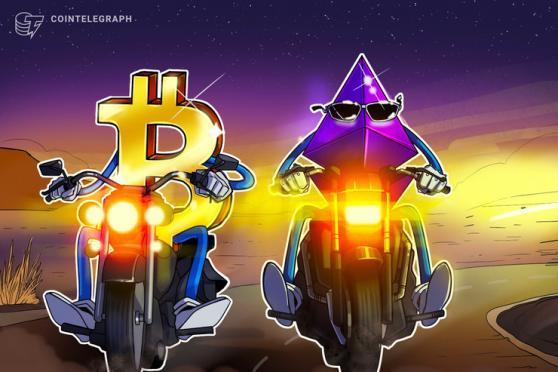 ¡Simplemente haz HODL! Bitcoin y Ethereum ofrecen mayores ganancias que los fondos indexados de criptomonedas de